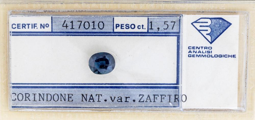 Lot 289: NATURAL SAPPHIRE