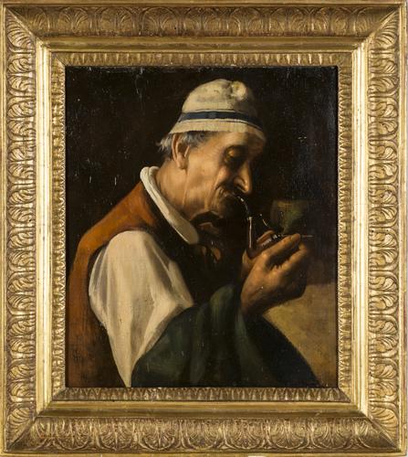 Pittore del xix secolo pipe smoker fumatore di pipa for Piani di fattoria del 19 secolo