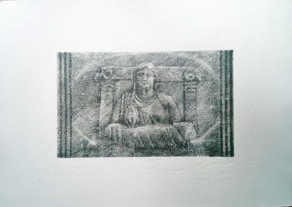 Marchegiani Elio - Senza titolo, 1992
