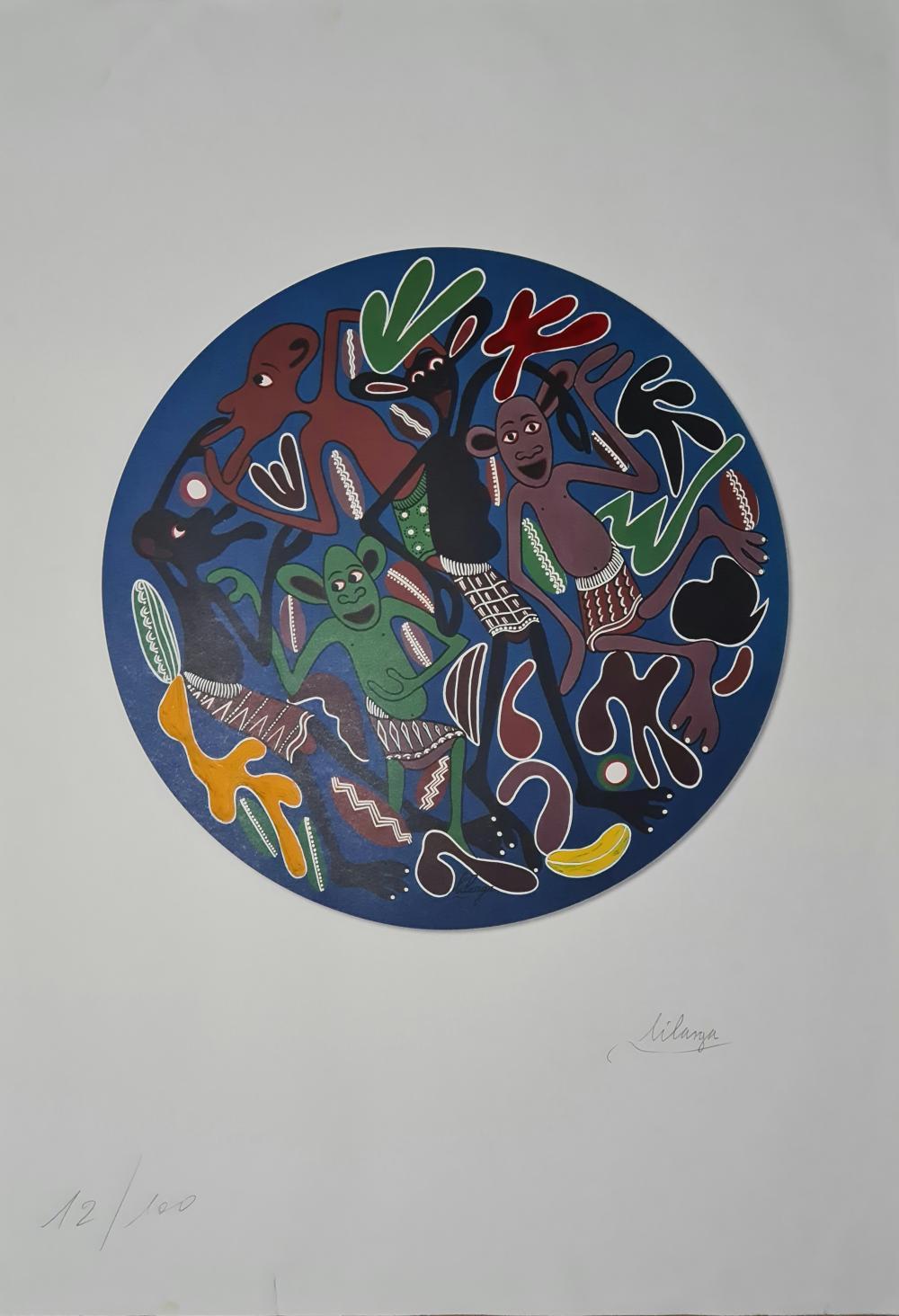Lilanga George - Tribù