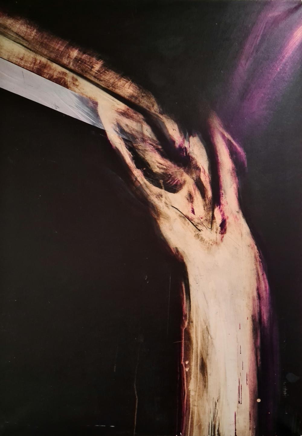 Sesia Giovanni - Senza titolo, 1992