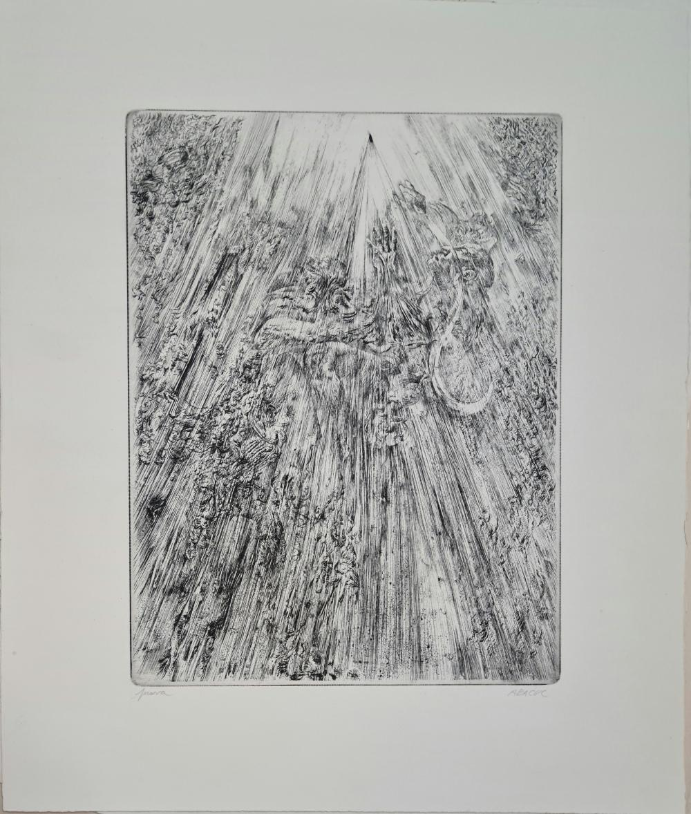 Abacuc (Silvano Gilardi) - Senza titolo