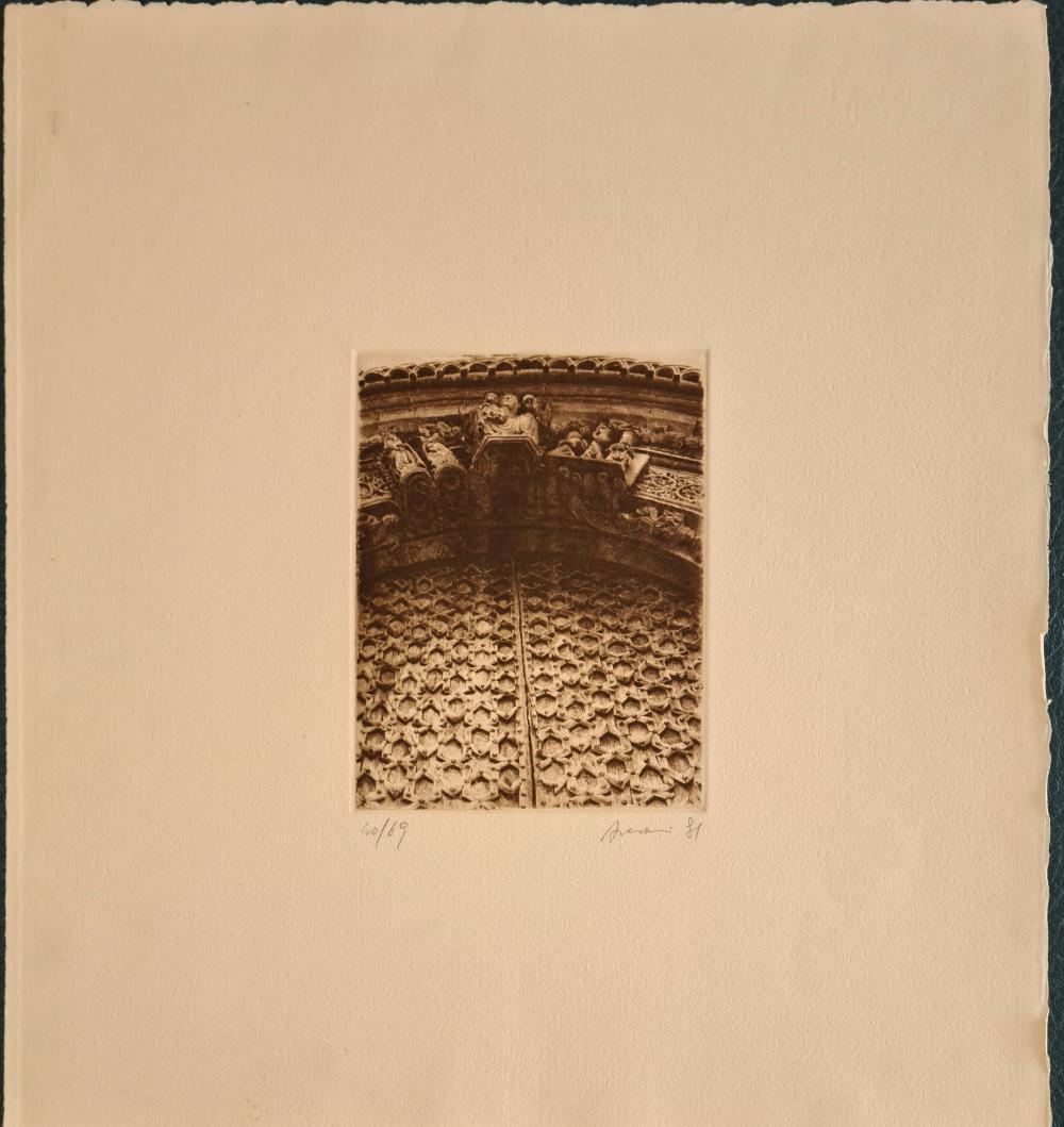 Avesani Francesco - Senza titolo, 1981.