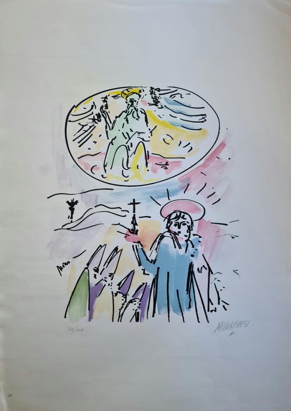 Monachesi Sante - Giubileo