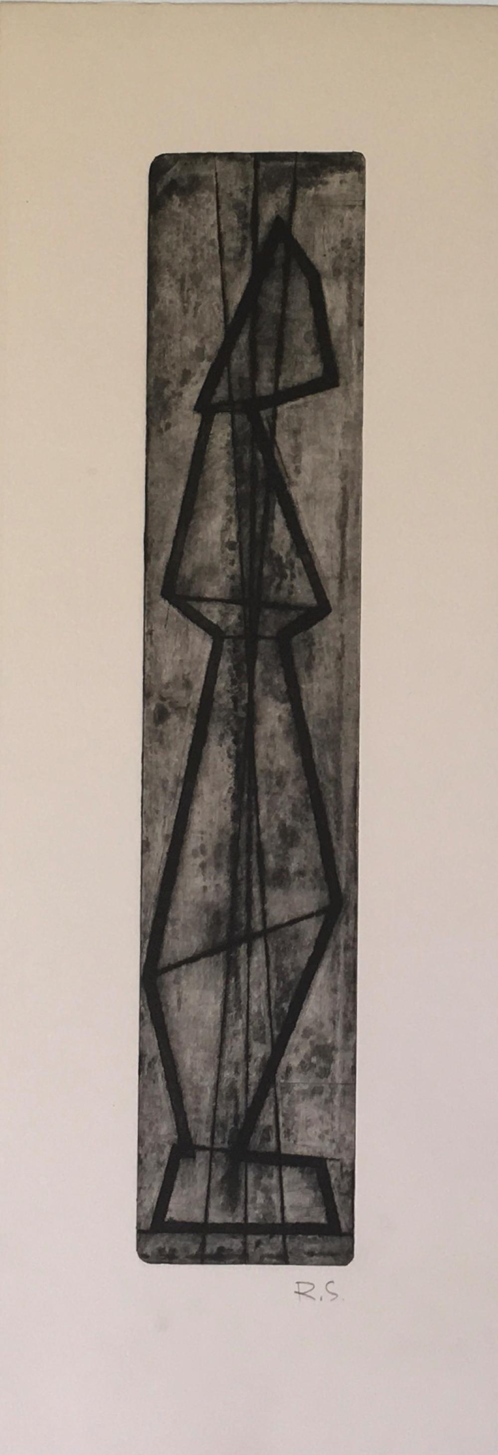 Sommaruga Renzo - Ricordo d'Oriente, 1955