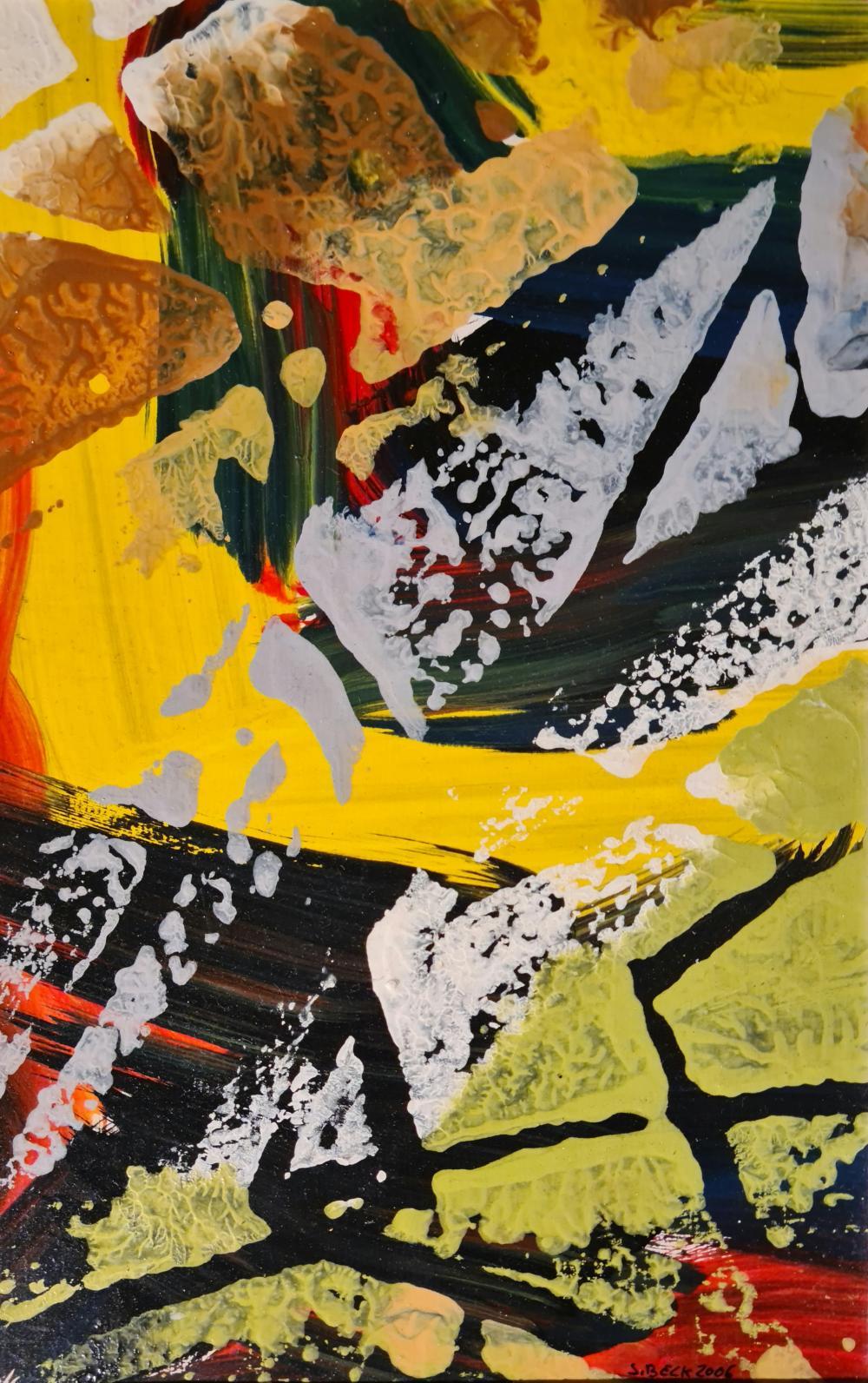 Beck Simone - Il fiume, 2006