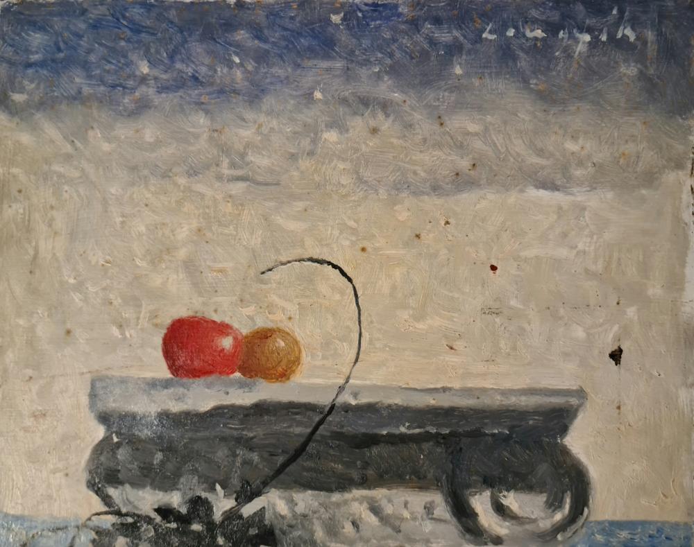 Longfils Enrico - Da Ulisse, l'offerta, 1990