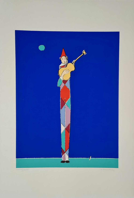 Pozzi Walter - Serenata, 1981