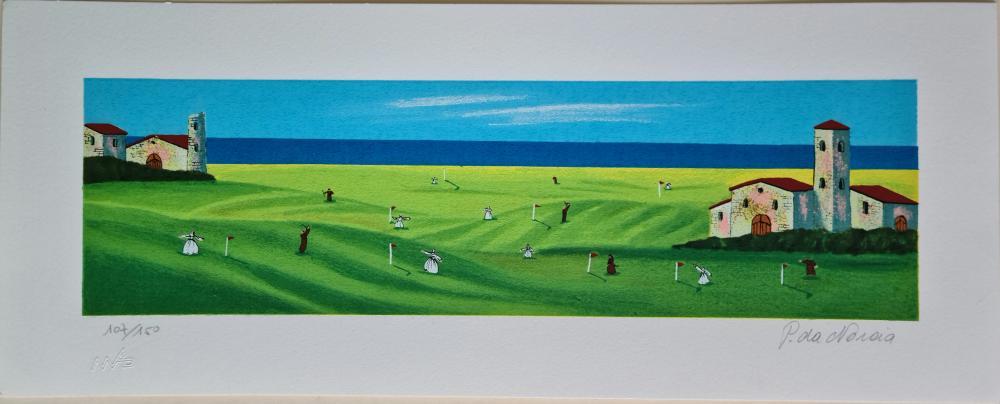 Da Norcia Paolo - Golf