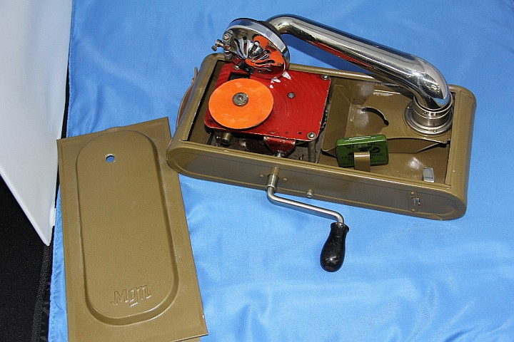 MGM RECORD PLAYER