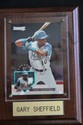 Gary Sheffield Player Card