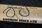 Andruw Jones Signed Baseball Bat