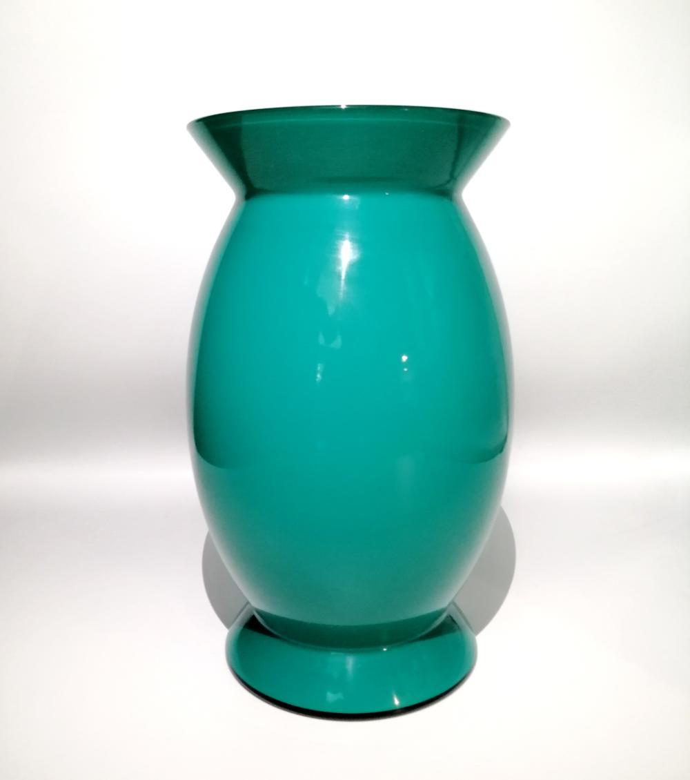 Idalion vase. Venini, Murano