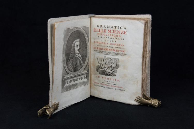 Martin B. - GRAMATICA DELLE SCIENZE FILOSOFICHE […]