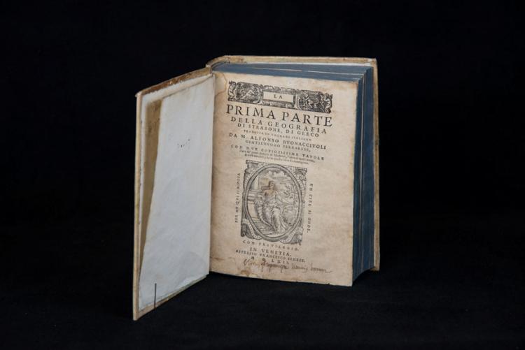 Strabone [Strabo] - LA PRIMA PARTE DELLA GEOGRAFIA