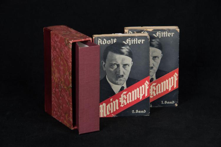 Hitler Adolf - MEIN KAMPF (1933)