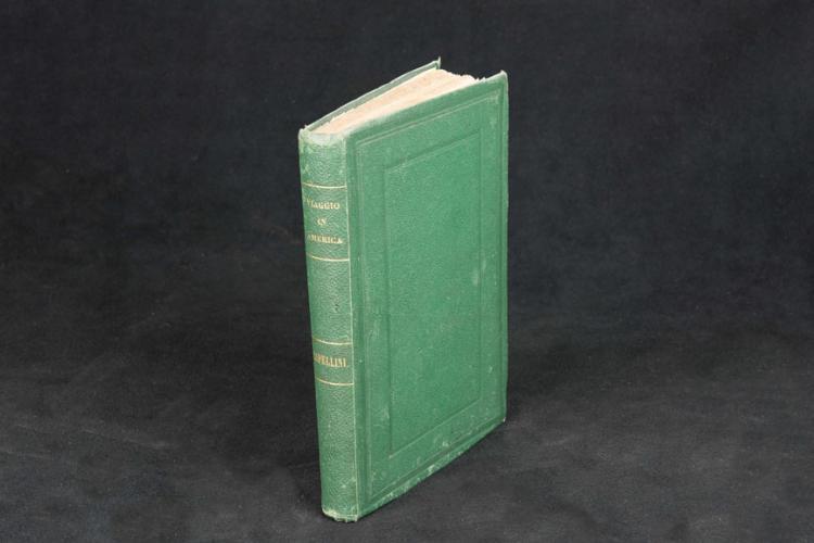 Capellini Giovanni - NELL'AMERICA SETTENTRIONALE NEL 1863