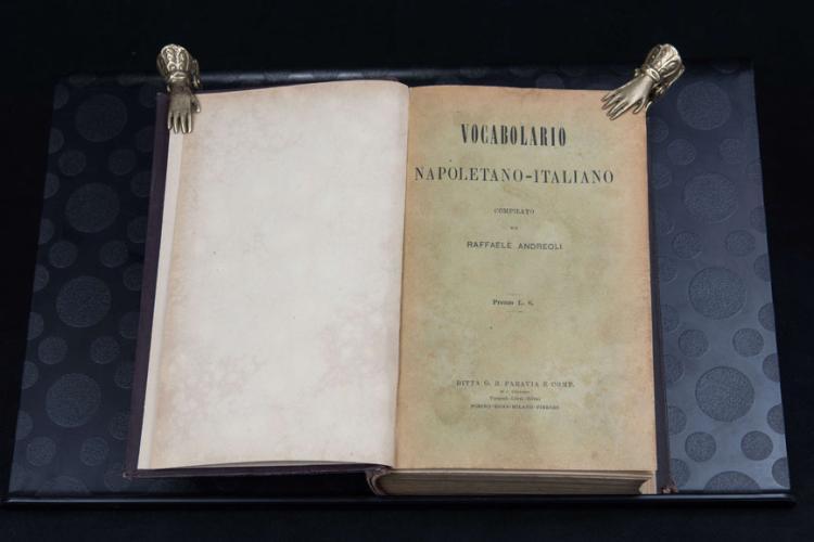 Andreoli Raffaele - VOCABOLARIO NAPOLETANO-ITALIANO