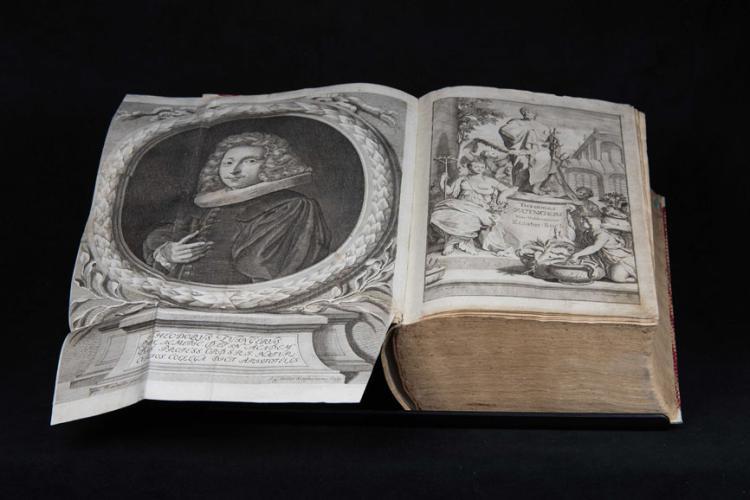 Zwinger Theodor - THEATRUM BOTANICUM [...]