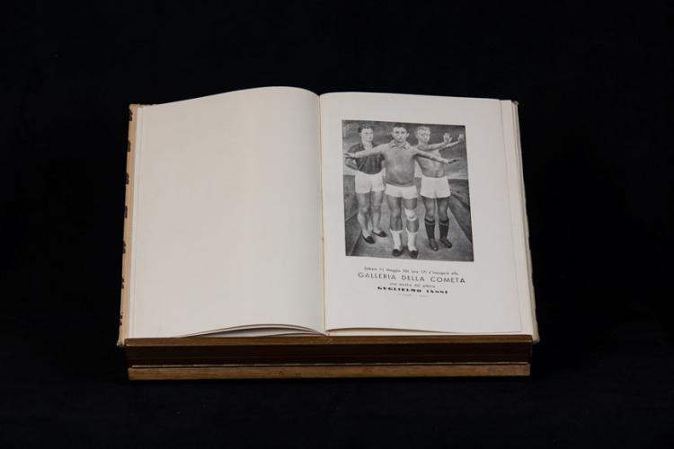 GALLERIA DELLA COMETA. RACCOLTA DI PLAQUETTES (1935-1937)
