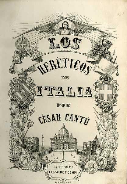 LOS HEREJES DE ITALIA.