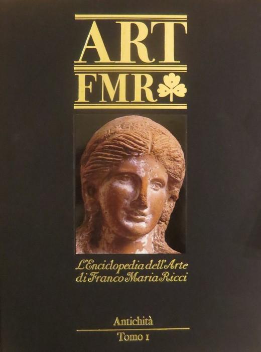 ART FMR: L'ENCICLOPEDIA DELL'ARTE DI FRANCO MARIA RICCI - OPERA COMPLETA - 20 VOLUMI.