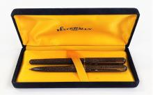 WATERMAN PARIS DUAL LUXURY PEN SET