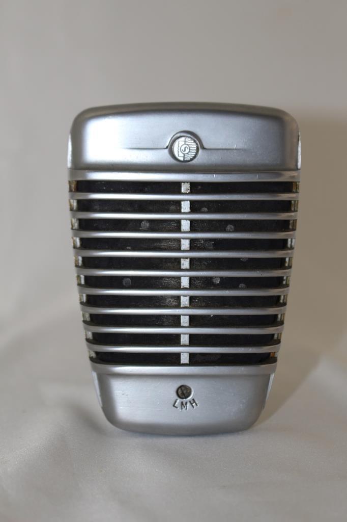 VINTAGE 50'S SHURE MICROPHONE MODEL #51