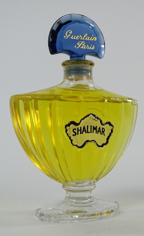 VTG GUERLAIN 'SHALIMAR' EAU DE PARFUM FRAGRANCE