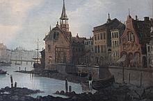 August von Siegen Germany born 1850 oil painting