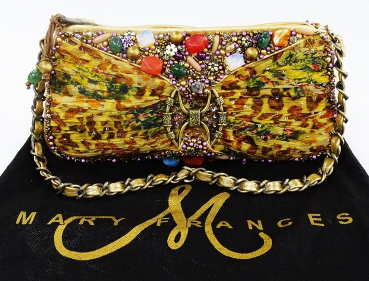 MARY FRANCES WOMANS SHOULDER BAG