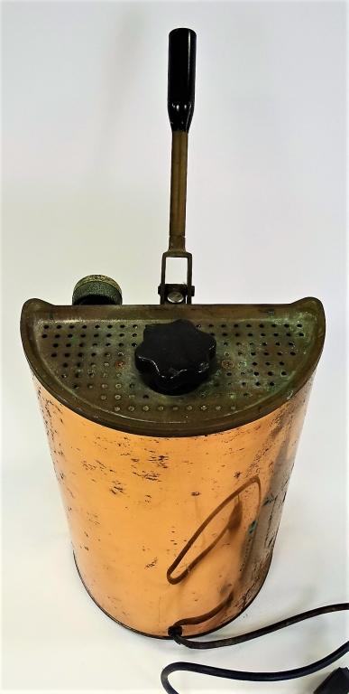 espresso machine copper