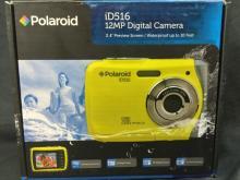 BRAND NEW POLAROID i516 WATERPRROF DIGITAL CAMERA