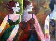 David Park Paintings For Sale David Park Art Value Price Guide