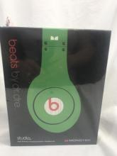 NEW BEATS BY DR DRE STUDIO HEADPHONES