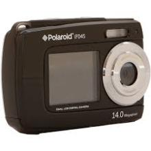 NEW POLAROID iF045 WATERPROOF DIGITAL CAMERA