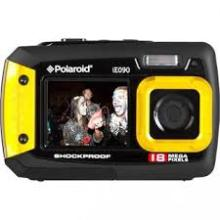 NEW POLAROID iE 090 WATERPROOF CAMERA