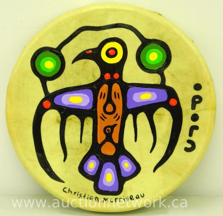 Original Christian Morrisseau Painting