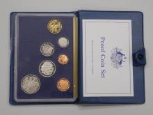 Royal Australian Mint 1985 Collector Coin Set