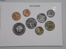 1991 Uncirculated Coin Set (Australia) Issued by the Royal Australian Mint