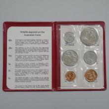 Royal Australian Mint 1978 Coin Set