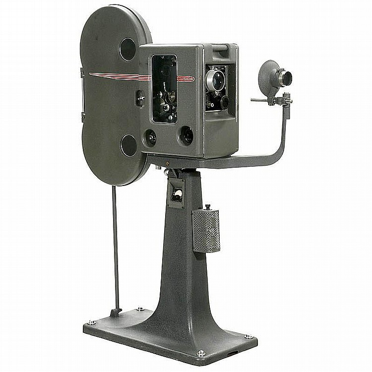 35mm Movie Projector