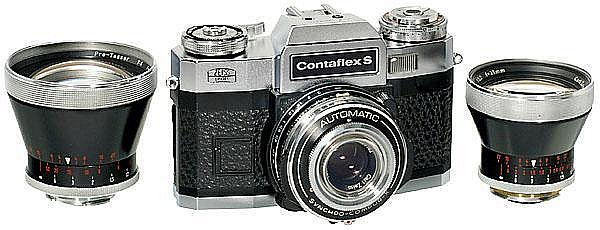 Zeiss Ikon Contaflex S Outfit