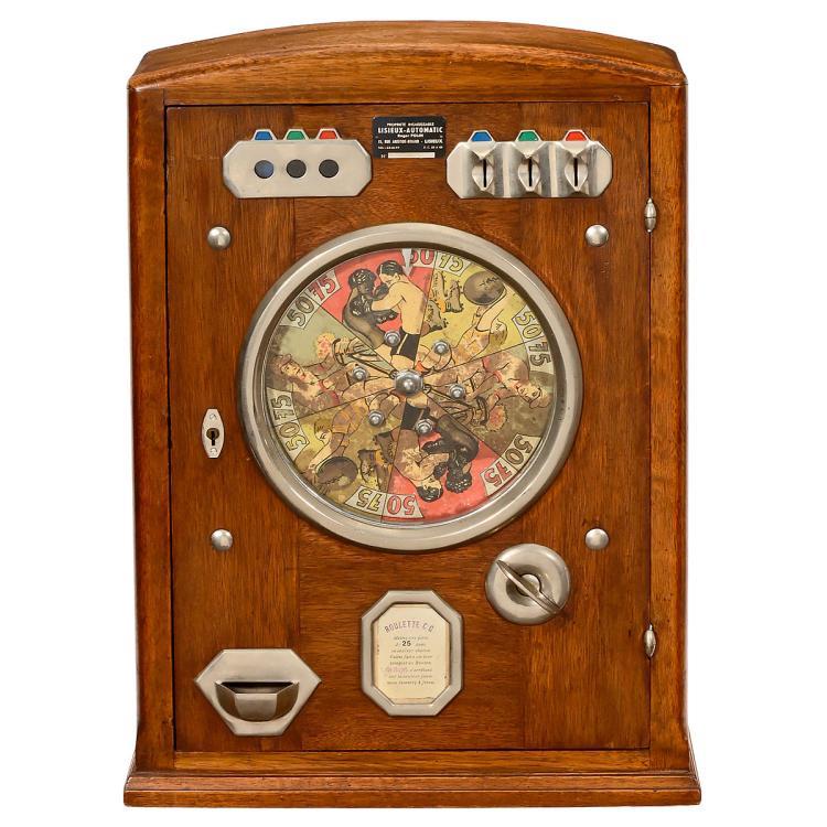 spielautomat roulette