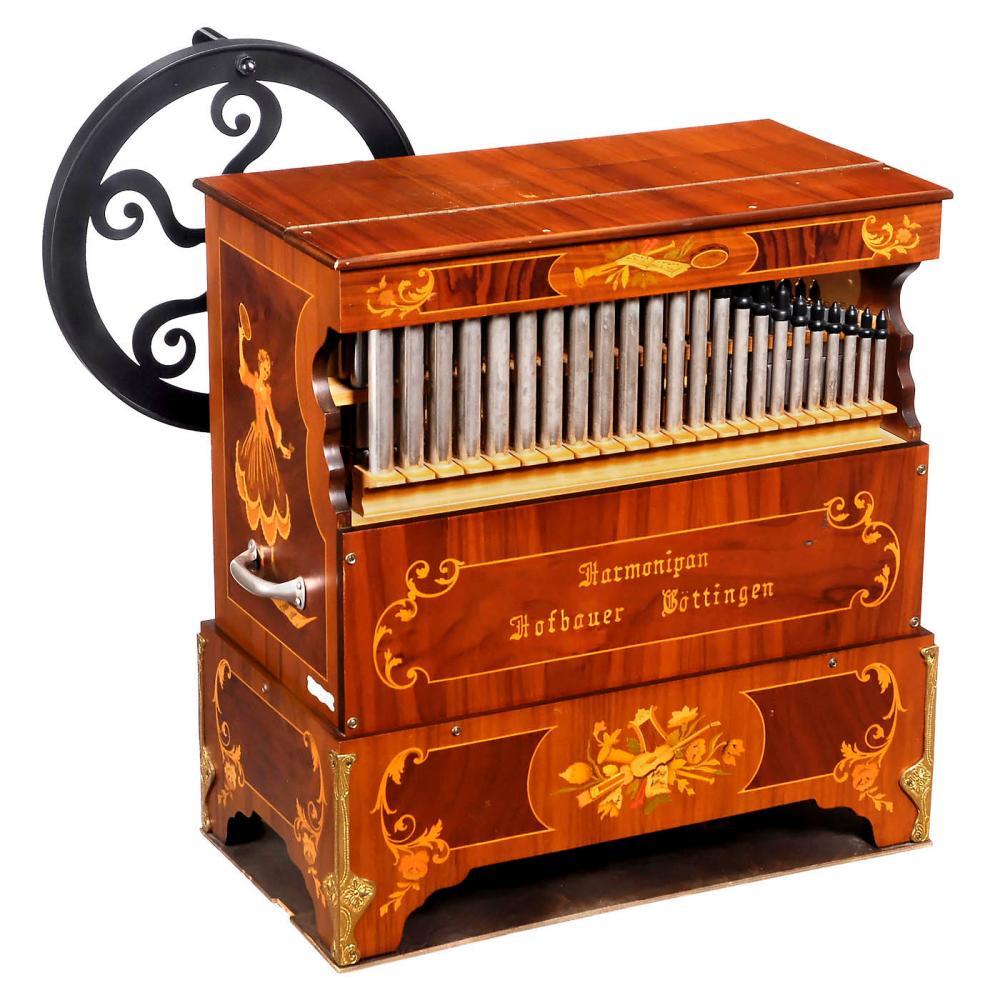Hofbauer 37 Harmonipan Monkey Organ