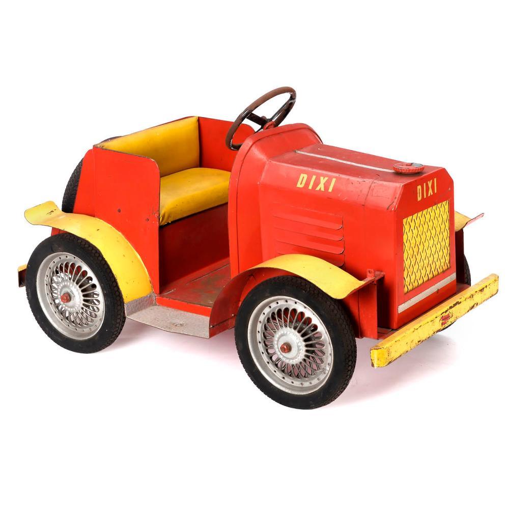 Dixi Car from a Children's Carousel, c. 1970