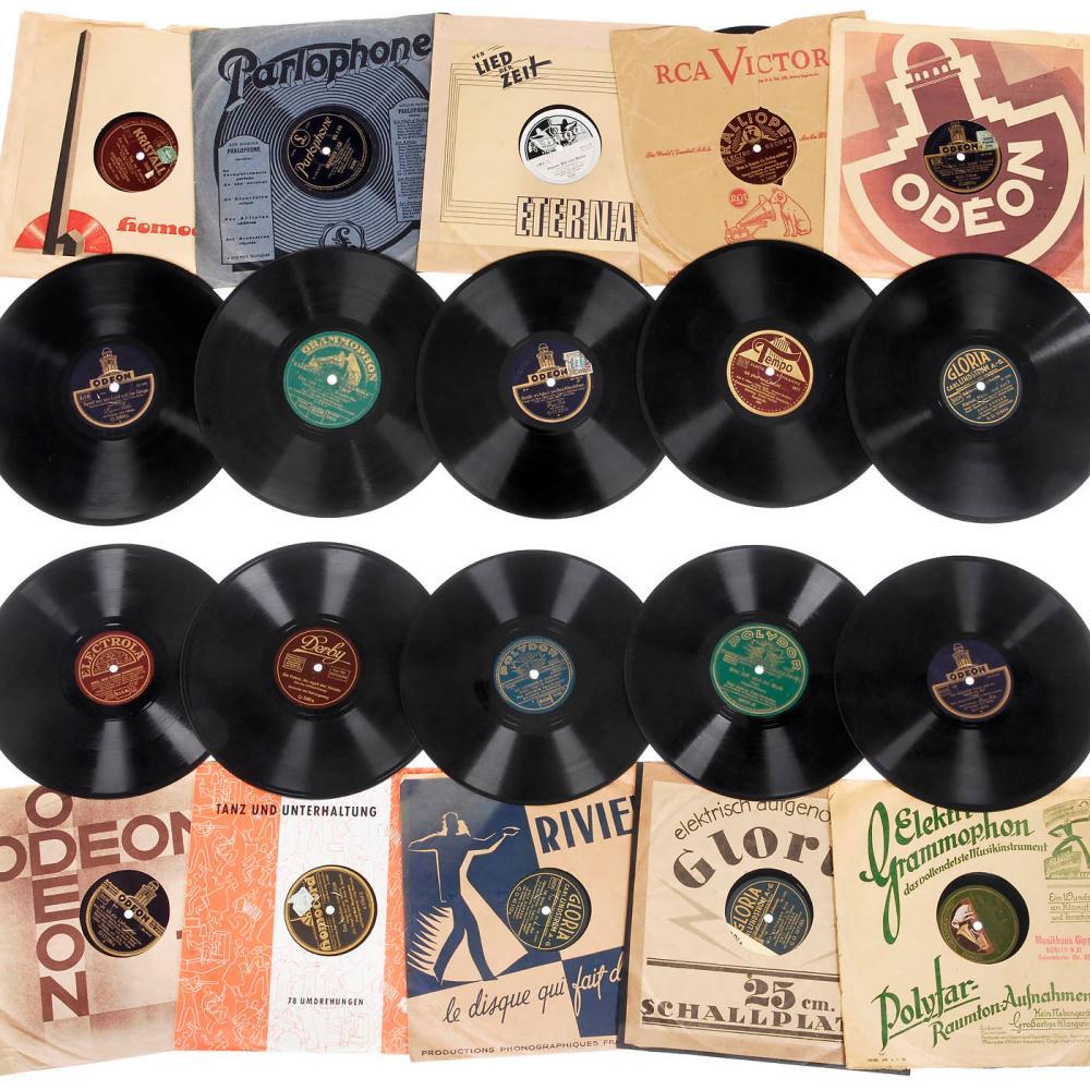 German Sound Film Hits and Dance Music, c. 1930-50
