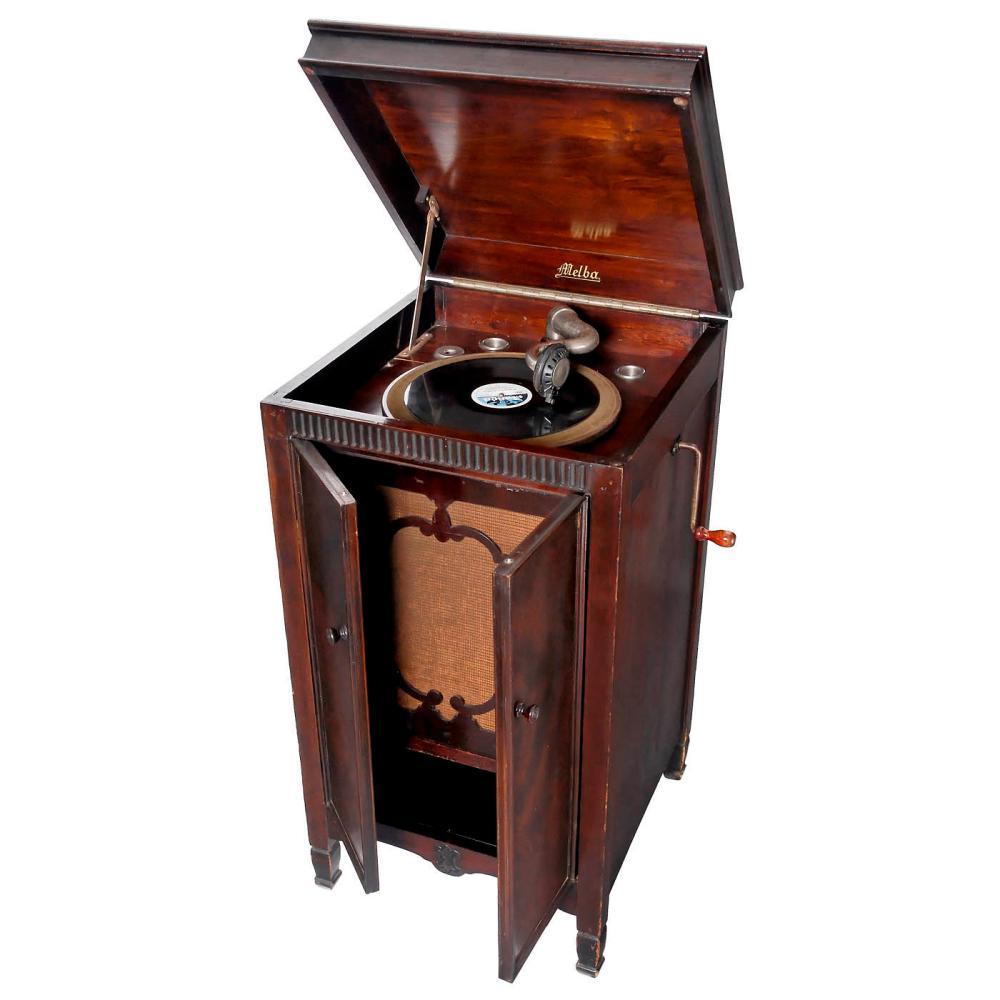 Melba Cabinet Gramophone, c. 1925
