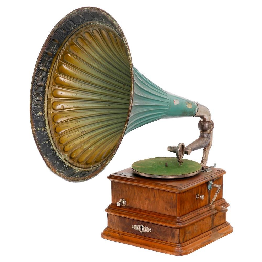 Coin-Operated Gramophone, c. 1914