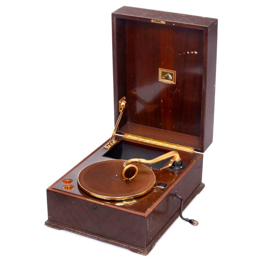 His Master's Voice 461 Gramophone, 1926